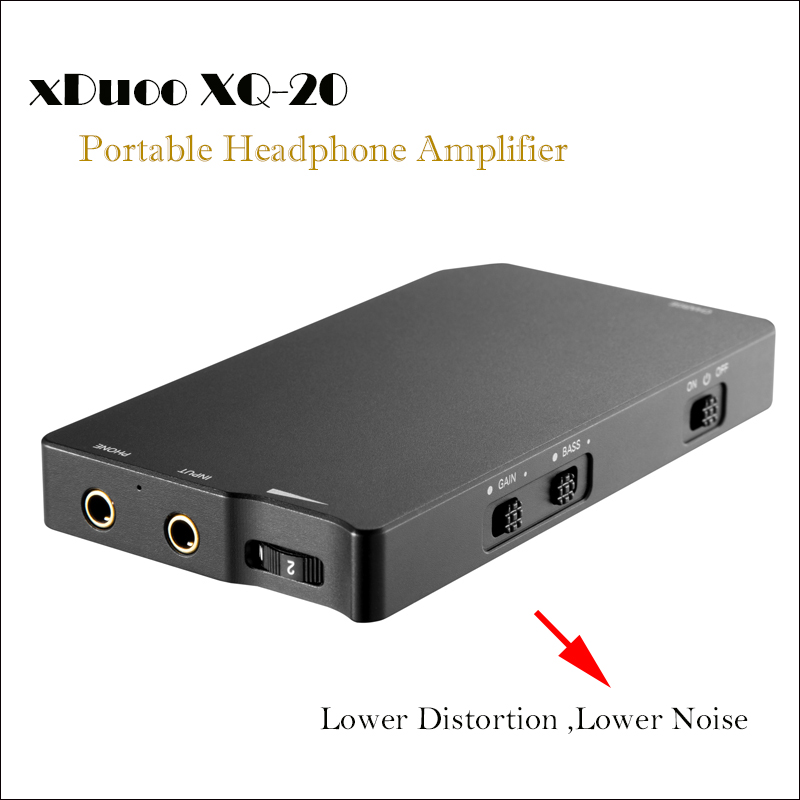 все цены на 2018 Headphone Amplifier xDuoo XQ-20 Portable RCA Headphones Amplifier Audio Mini Headset Amp 300ohm Hi fi Earphone Amplifier