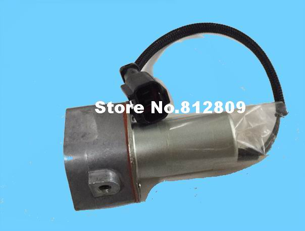 702-21-07010 PC200-6 hydraulic pump Proportional Solenoid Valve digger excavator replacement spare part pc200 7 pc200lc 7 pc220 7 pc300 7 6d102 excavator hydraulic pump proportional solenoid valve 702 21 07010 for komatsu