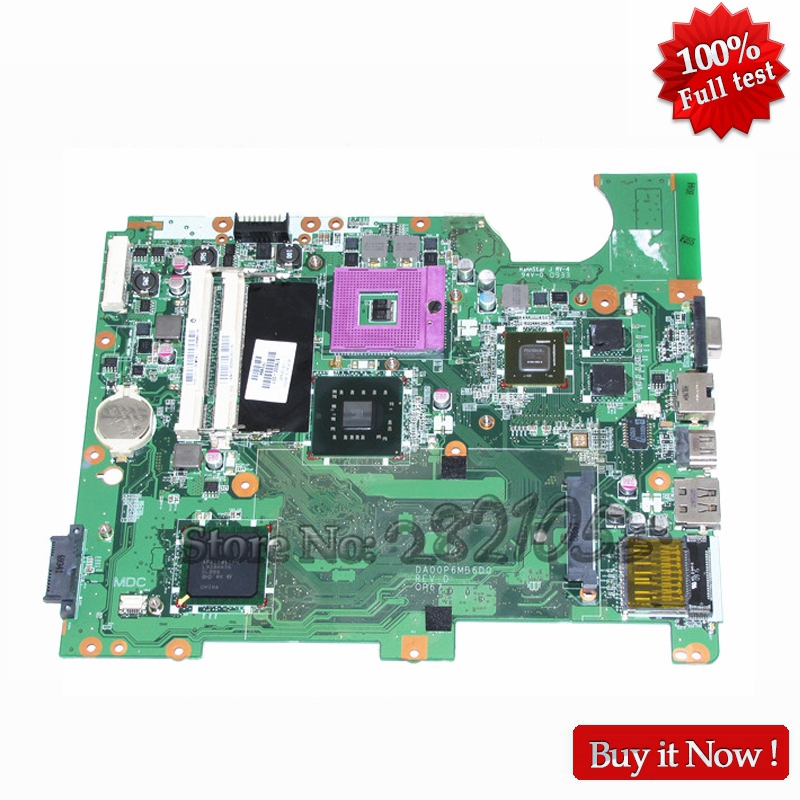 NOKOTION For HP Compaq CQ61 CQ61-300 578000-001 Motherboard / Main Board Discrete graphics DDR2 Free CPU 621304 001 621302 001 621300 001 laptop motherboard for hp mini 110 3000 cq10 main board atom n450 n455 cpu intel ddr2
