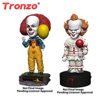 Tronzo Action Figure NECA Pennywise IT Figure 18cm IT Clown Model Collection Decor For Halloween Decoration Horro Gift(China)