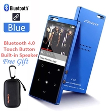 High Quality Metal Speaker Bluetooth MP3 Music Player Touch