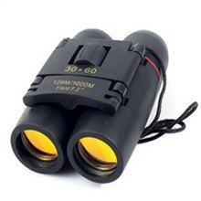 Hot Sale 30×60 Binoculars Camping hunting Folding Binoculars Telescope spotting scope