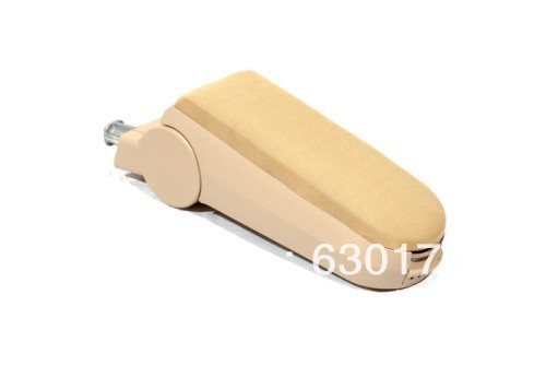 Center Console Armrest (Cloth Beige) For VW Volkswagen Passat B5
