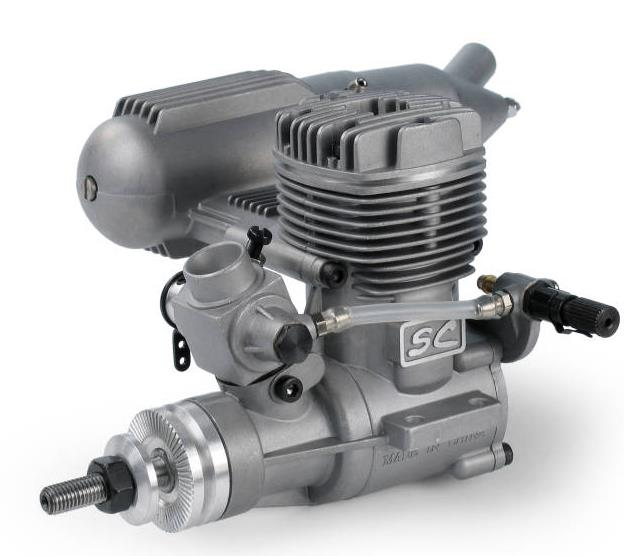 ASP SC 2 Stroke S46A / S46AII / 46HR 7.5CC Nitro Engine 46 Grade for RC Airplane / original asp wasp ap06 s06a ap061a 061 r c nitro engine 6 grade 1cc mini engine for rc airplane
