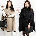 2016 Новая мода Для Беременных пальто осень зима плащ беременная женщина теплая шерстяная ткань пальто куртка материнства