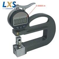 0,001 мм цифровой дисплей измеритель непрерывной толщины для резины/ткани/бумажного листа/металла/стекла