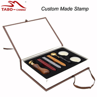 Personal Custom Sealing Wax Stamp Set For The Best Gift Hot Private Custom Sealing Wax Stamp