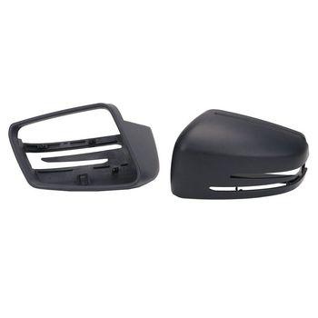 Двери автомобиля Зеркало заднего вида крышка Кепки для Mercedes Benz W212 W204 W221 W176 W246 S350 S400 S450 S500 2128100364