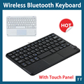 Touch Panel Bluetooth Tastatur Universal Ultradünne Wireless Touchpad Bluetooth Tastatur Für Android Windows Tablet PC  Touch Pen
