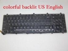Laptop Keyboard For MSI GT60 2OC-012CN 2OC-054XCN 2OC-211CN 2OC-238CN 2OD-011CN 2OD-036CN 2OD-063CN Black US English