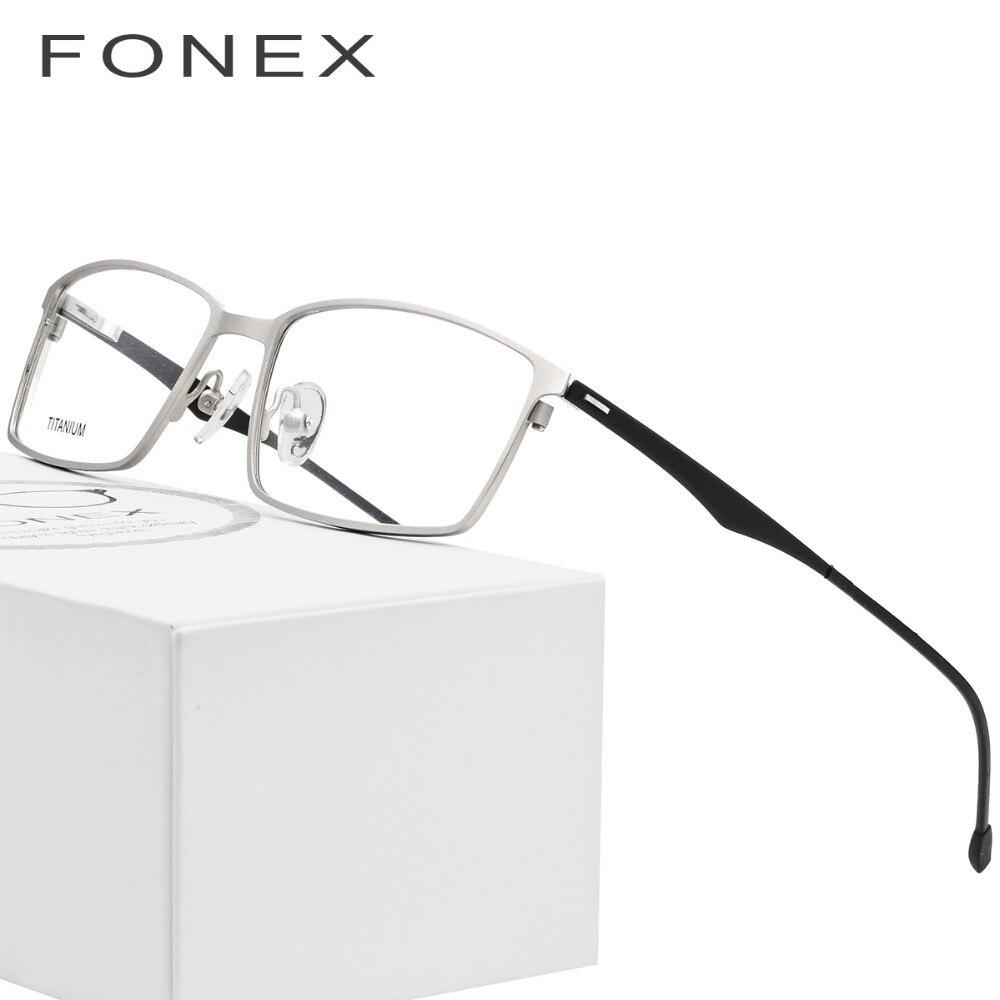 Titan Brille Rahmen Männer Ultraleicht Myopie Brillen 2018 Frauen ...