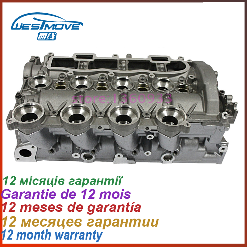 Cylinder Head For Citroen Xsara Picasso C3 C4 C5 1 6 Hdi