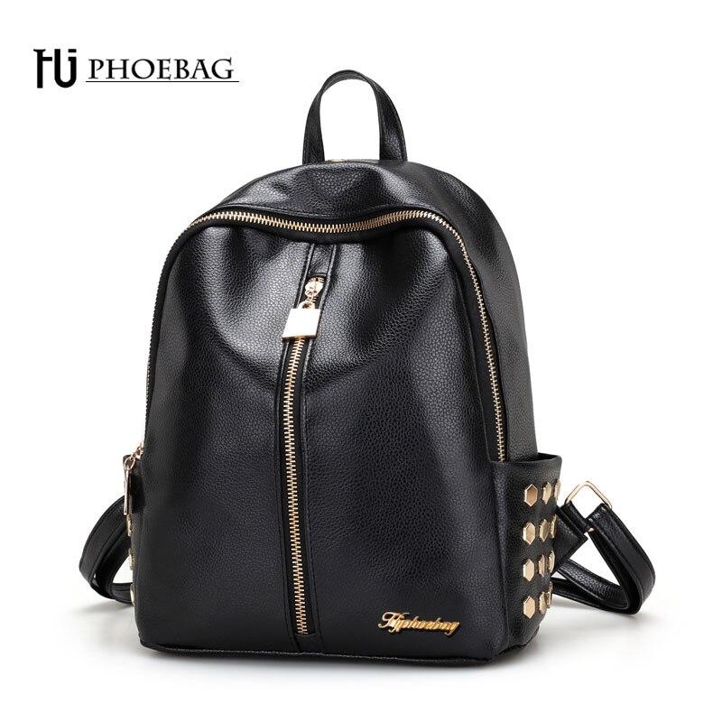 HJPHOEBAG Fashion women backpack Modern Stylish teenage ...