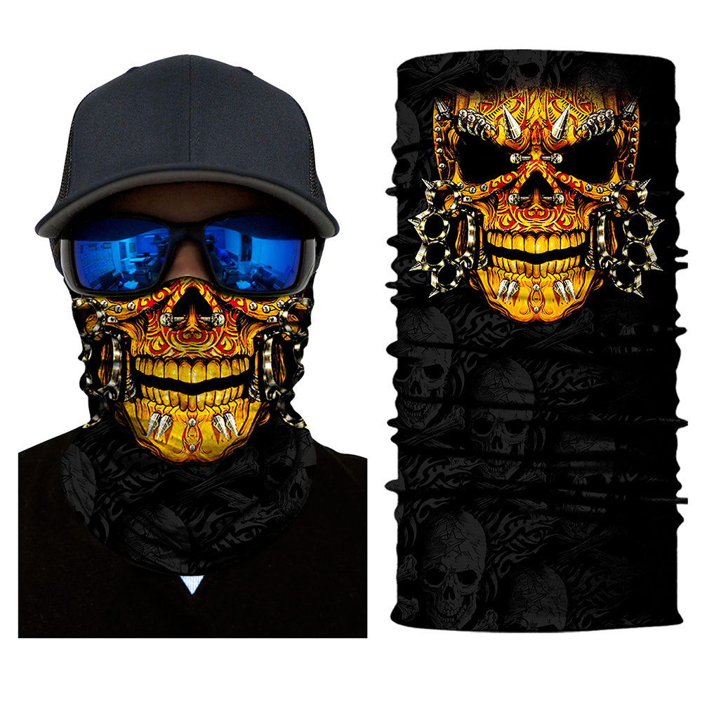 1pcs Unisex Mask For Men Women Windproof Full Face Mask Winter Snowboard Ski Mask Ride Bike Motorcycle Cap Neoprene in Motorcycle Face Mask from Automobiles Motorcycles