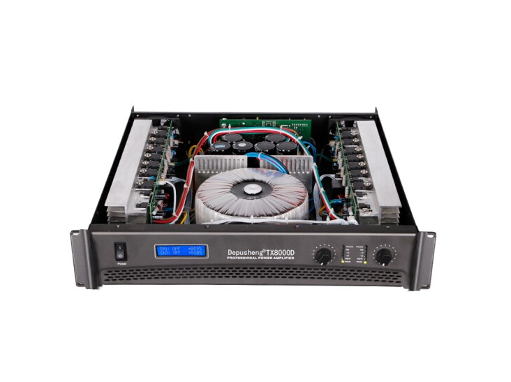 TX8000D professional KTV pure stage amplifier stage wedding performance super power amplifier