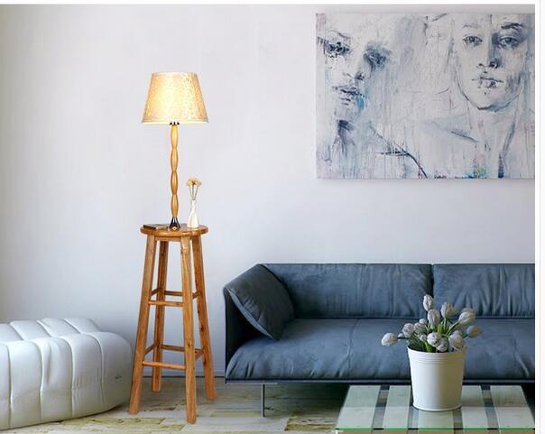 Simple Modern Table Light Bookshelf Desk Sofa Coffee Floor Lamp Living Room Bedroom Study Nordic TA928322 In Lamps From Lights Lighting On