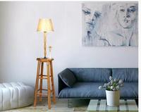 Simple modern table light bookshelf desk sofa coffee Floor lamp living room bedroom study Nordic modern TA928322