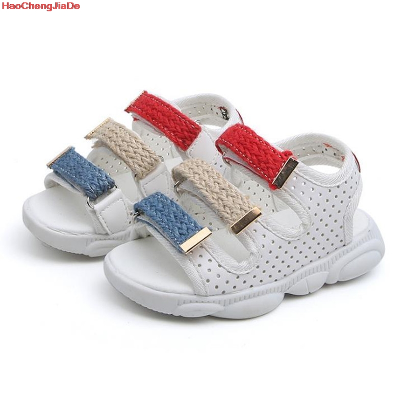 HaoChengJiaDe kids sandals Summer 2019 boys shoes England 1-6 years old baby childrens sandals childrens non-slip sandalsHaoChengJiaDe kids sandals Summer 2019 boys shoes England 1-6 years old baby childrens sandals childrens non-slip sandals
