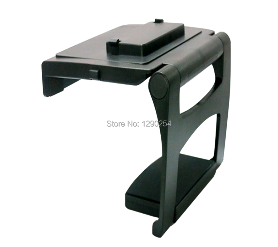Online get cheap xbox kinect mount aliexpress alibaba group new high quality plastic kinect 20 sensor tv clip mount holder for xbox one black sciox Gallery