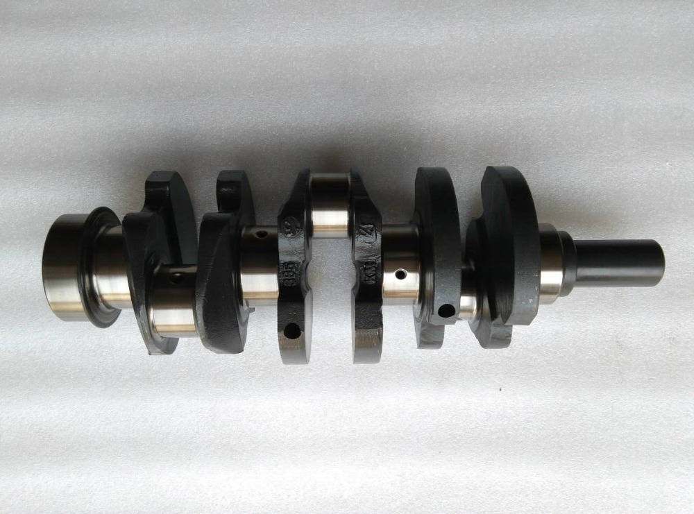 купить Laidong KM385BT engine part, the crankshaft, part number: KM385QB-05003 по цене 5575.8 рублей