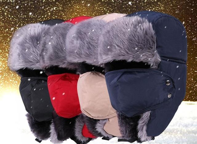 100% Windproof Winter head Cover