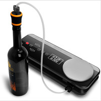 220 В ЕС Plug вакуум Еда уплотнитель упаковочная машина с весом инструменты