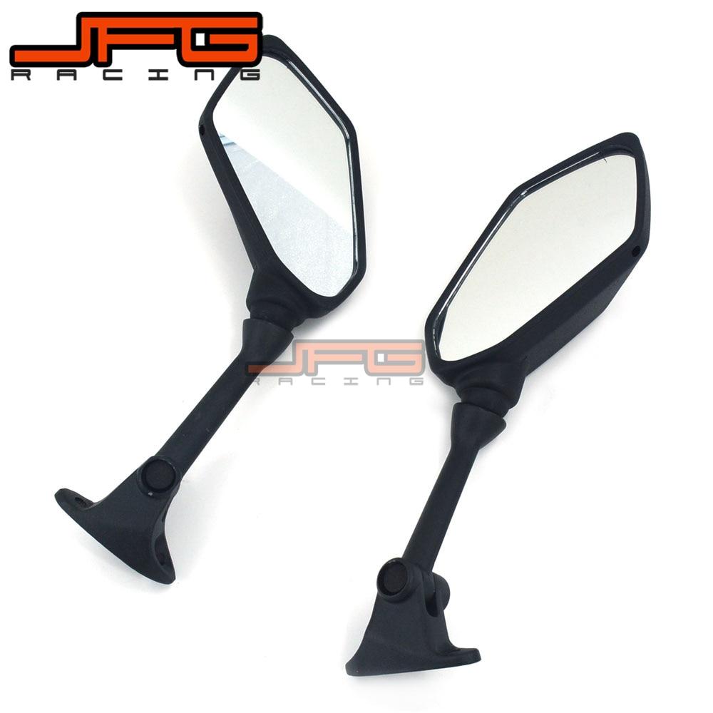 Rear Back Side Mirrors Rearview Mirror For Kawasaki Ninja 400R Ninja 650R 09-12