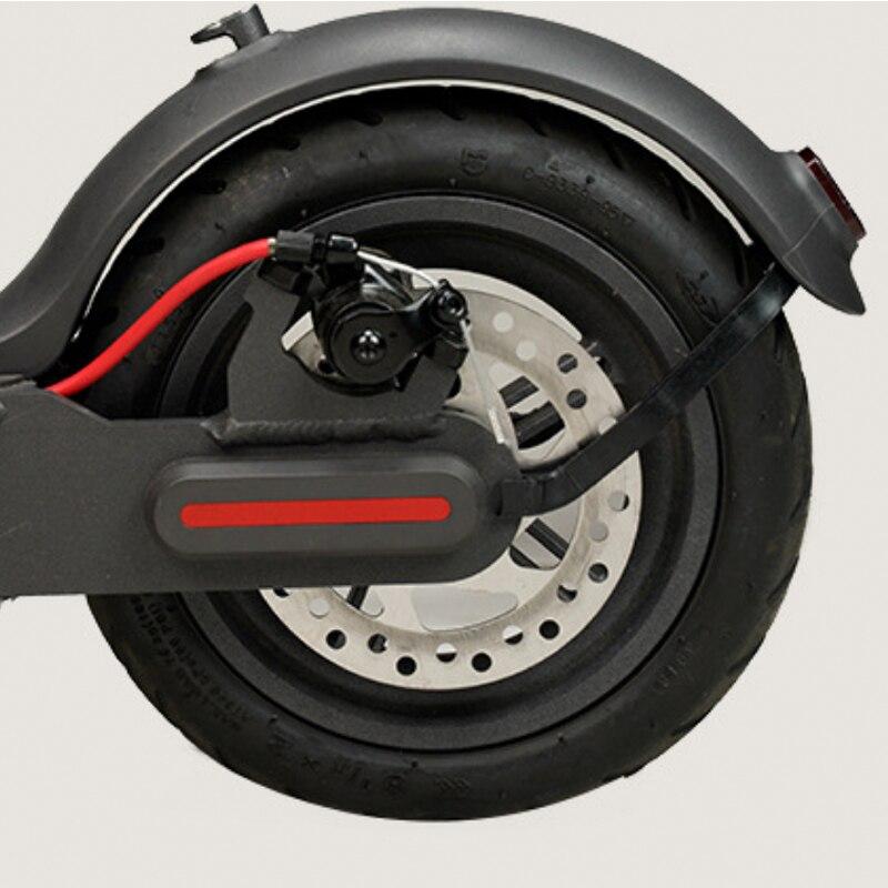 Kit de Soporte de Guardabarros para Scooter el/éctrico para Scooter el/éctrico Xiaomi M365 SOOTOP Guardabarros Trasero Accesorio de Repuesto para Scooter M365 Pro con Tornillos y Tapas de Rosca