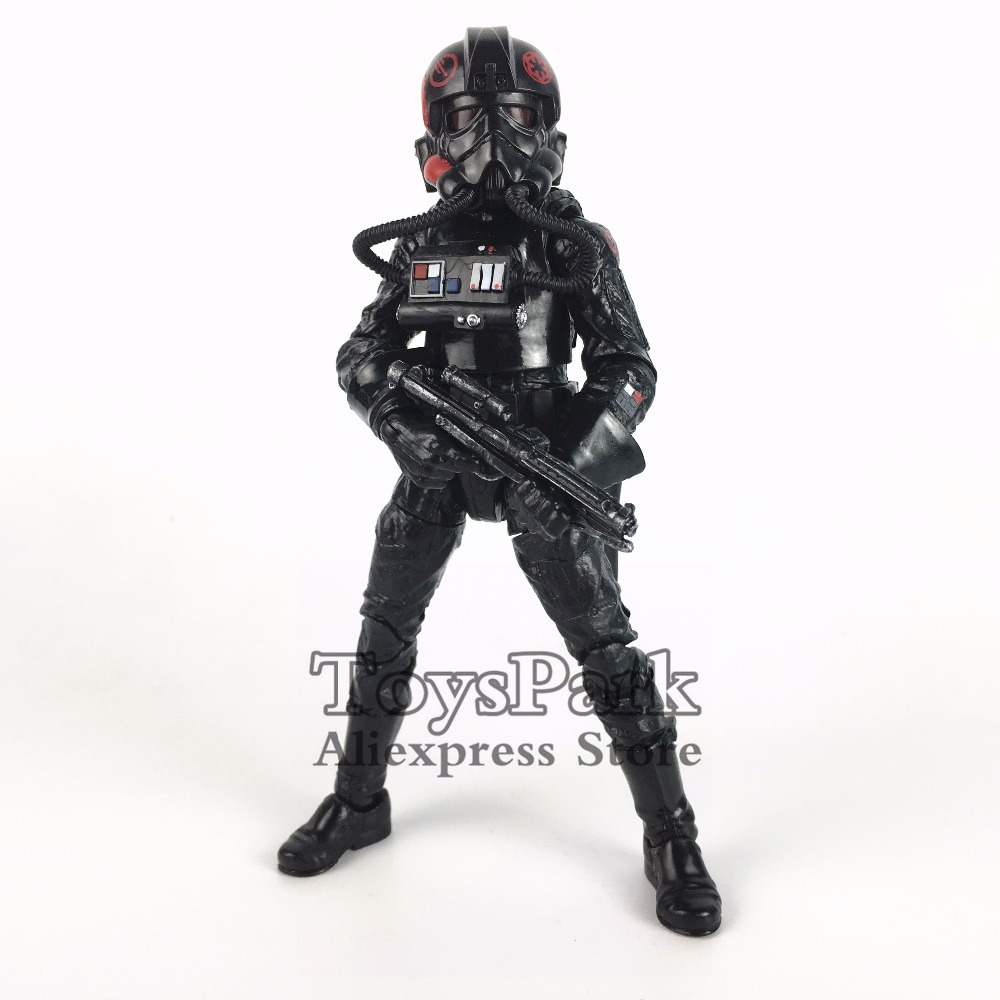 "HASBRO STAR WARS BLACK SERIES 6/"" inch INFERNO SQUAD AGENT ACTION FIGURE"