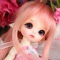 Oueneifs Luts Крошечные Delf TYLTYL ELFdoll 1/8 bjd sd смолы цифры модель тела reborn baby девочек мальчиков куклы глаза Высокое Качество toys
