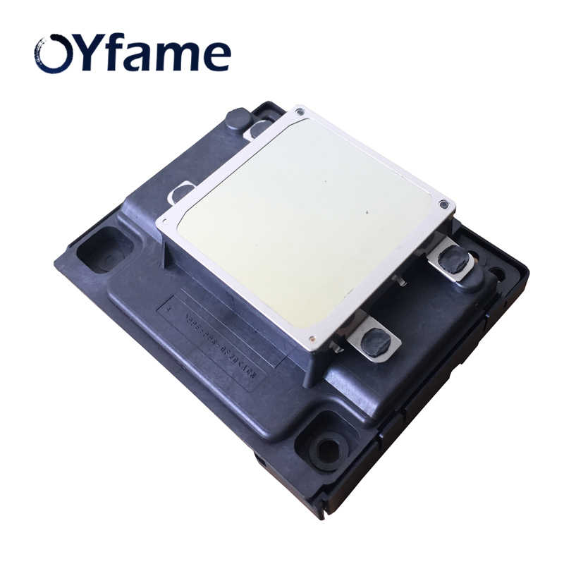 Oyfame 100% Baru Asli Printhead F190020 Print Head untuk Printer Epson WF-7525 WF-7520 WF-7521 WF-7015 WF-7510 Head Printer