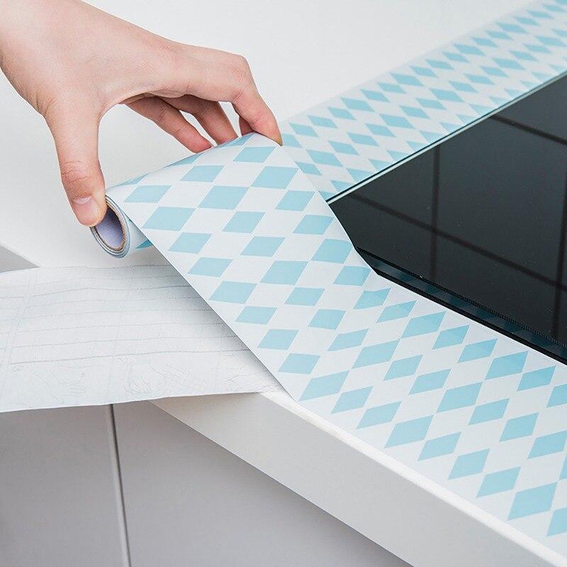 Removable Aluminum Foil Self Adhesive Waterproof Wallpaper ...