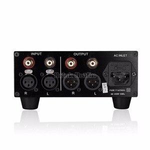 Image 5 - 2020 Neueste Nobsound Hohe Genauigkeit Relais Volumen Controller Ausgewogene Potentiometer Passive Preamp XLR Volumen Control 0.1%