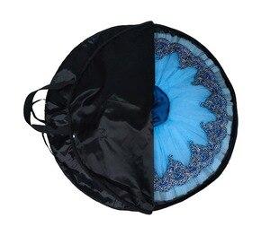 Image 1 - Black Professional Ballet Tutu Bag Rose Red Waterproof Oxford Foldable Soft Ballet Bags Ballet Tutu Case Package