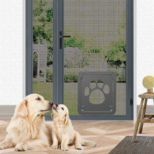 DADYPET Lockable Automatic Locking Indoor/Outdoor Kit Dog