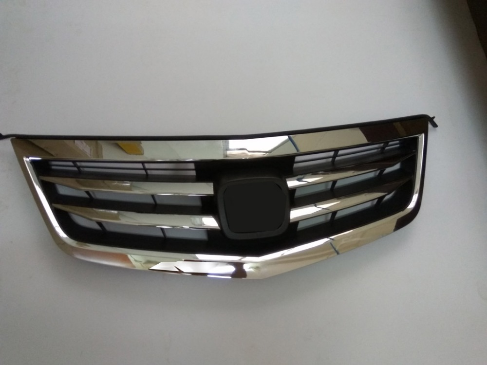For Honda Accord  EURO MK8 Spirior 2013-2015 71121-Tl2-A00 Perfect Match Front Grills Racing Grills Z2AAA032