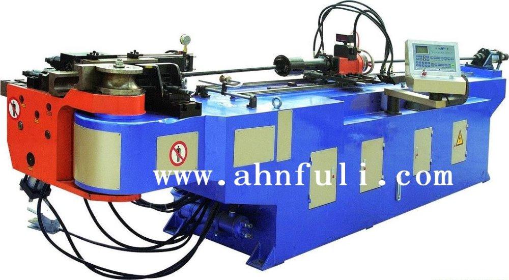 Hydraulic Pipe Bending Machines : W ypc tube bending machine hydraulic pipe bender