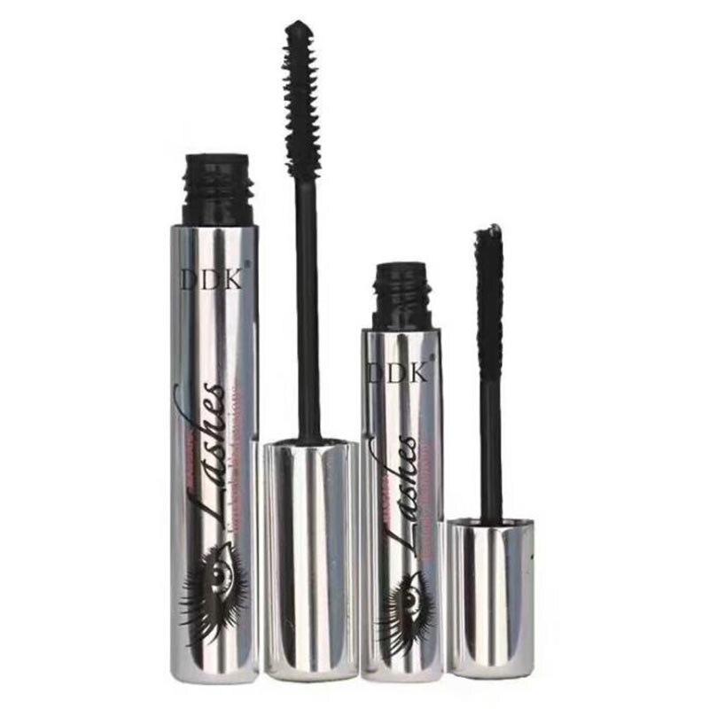 4D Silk Fiber Eyelash Mascara DDK Magic Black 2pcs/lot Makeup DiDiCat Eyelash Extension Lengthening Volume Waterproof Cosmetics
