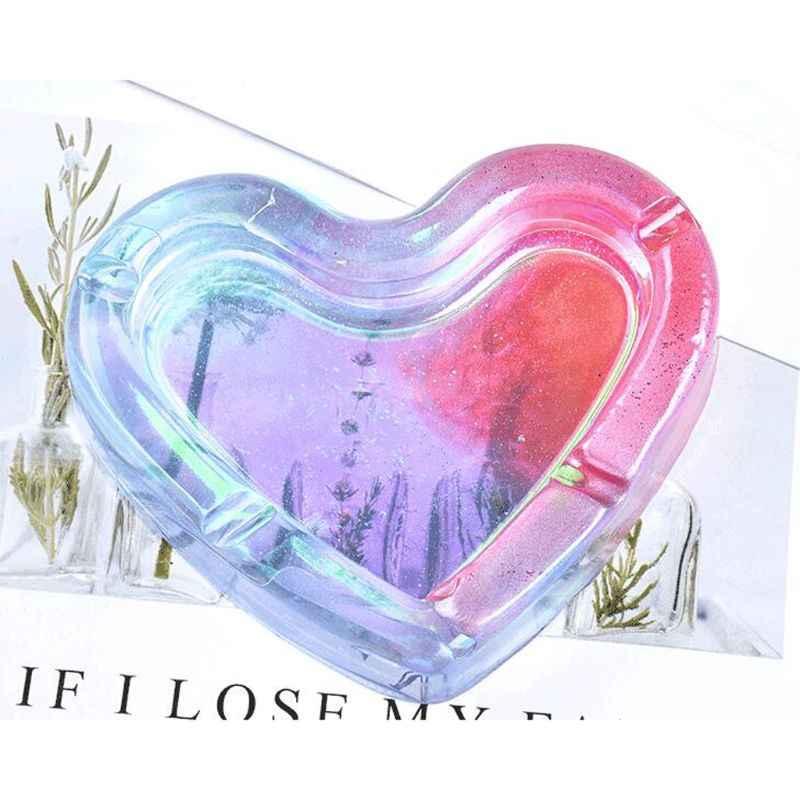 Láser Aurora AB efecto reflectante espejo papel DIY resina epoxi joyería empastes W2952001