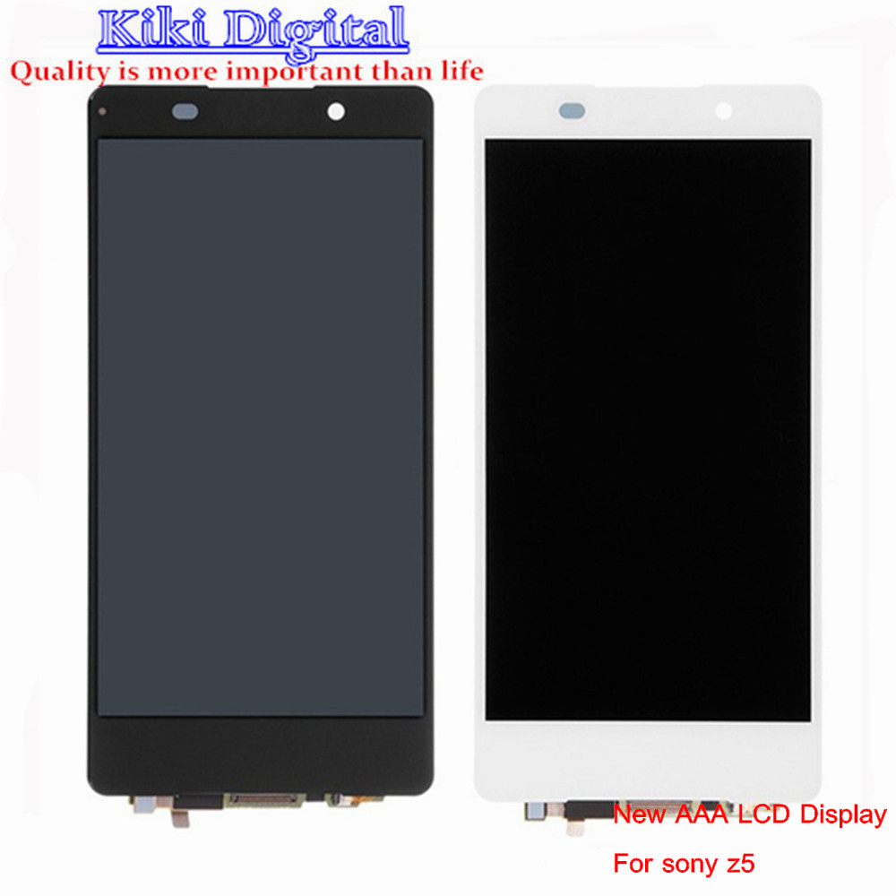 WOJOQ Original LCD Display Touch Screen For Sony Xperia Z5 E6603 E6633 E6653 E6683 With Digitizer Assembly