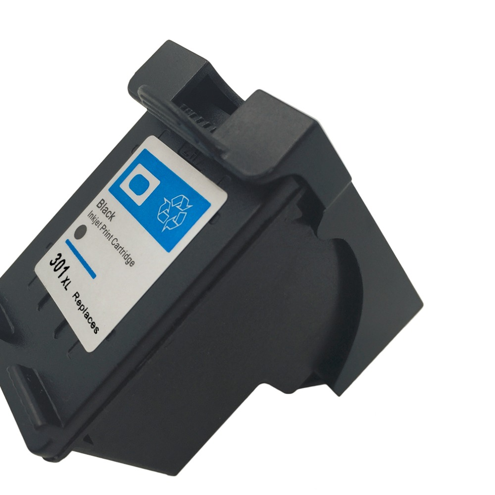 Non-OEM Ink Cartridge Replacement for HP 301 xl Deskjet 1050 2050 2050s  3050 for Envy 4500 4502 4504 5530 5532 5539 stam