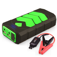 Starting Device 12V Portable 12000mAh Car Jump Starter Emergency Car Charger For Car Battery Booster Diesel
