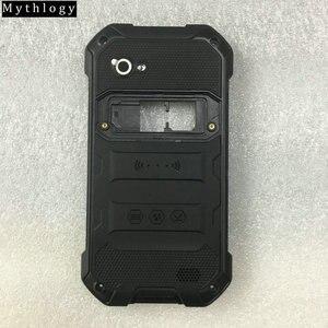 Image 1 - Mythologie Voor Blackview BV6000 Back Cover Voor BV6000S Speaker Case Schroeven Waterproot Mobiele Telefoon Terug Behuizing