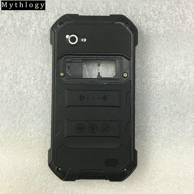 Mythologie Voor Blackview BV6000 Back Cover Voor BV6000S Speaker Case Schroeven Waterproot Mobiele Telefoon Terug Behuizing