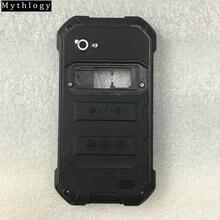 Mythology For Blackview BV6000  Back Cover BV6000S Speaker Case Screws Waterproot Mobile Phone Housing