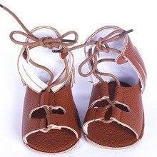 Baby Shoes Gladiator Sandals Girls Toddler Fashion Summer Roman High-Top Newborns