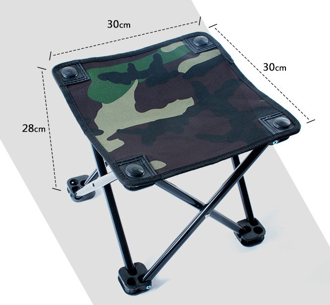 Outdoor ultra light Aluminum Alloy steel portable folding chair stool sketching train camping fishing chair art set color random eunavi 8 led night vision car rear view camera universal backup parking camera waterproof shockproof wide angle hd color image