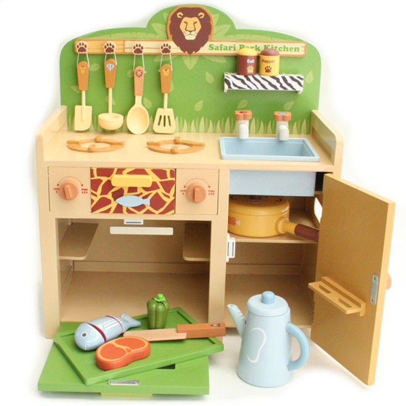 Mother Garden Wooden Playhouse Forest Animals Type Kids Kitchen Toys Set In  Furniture Toys From Toys U0026 Hobbies On Aliexpress.com | Alibaba Group