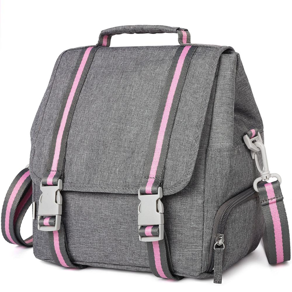 KUSOOFA 10L Lunch Bag For Men And Women Lunch Bag And Picnic Bag 2 In 1 Cooler Bag,