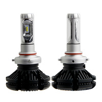 2X H7 LED H4 H11 9005 HB3 9006 HB4 50W 12000lm Car Headlight Auto Front Bulb